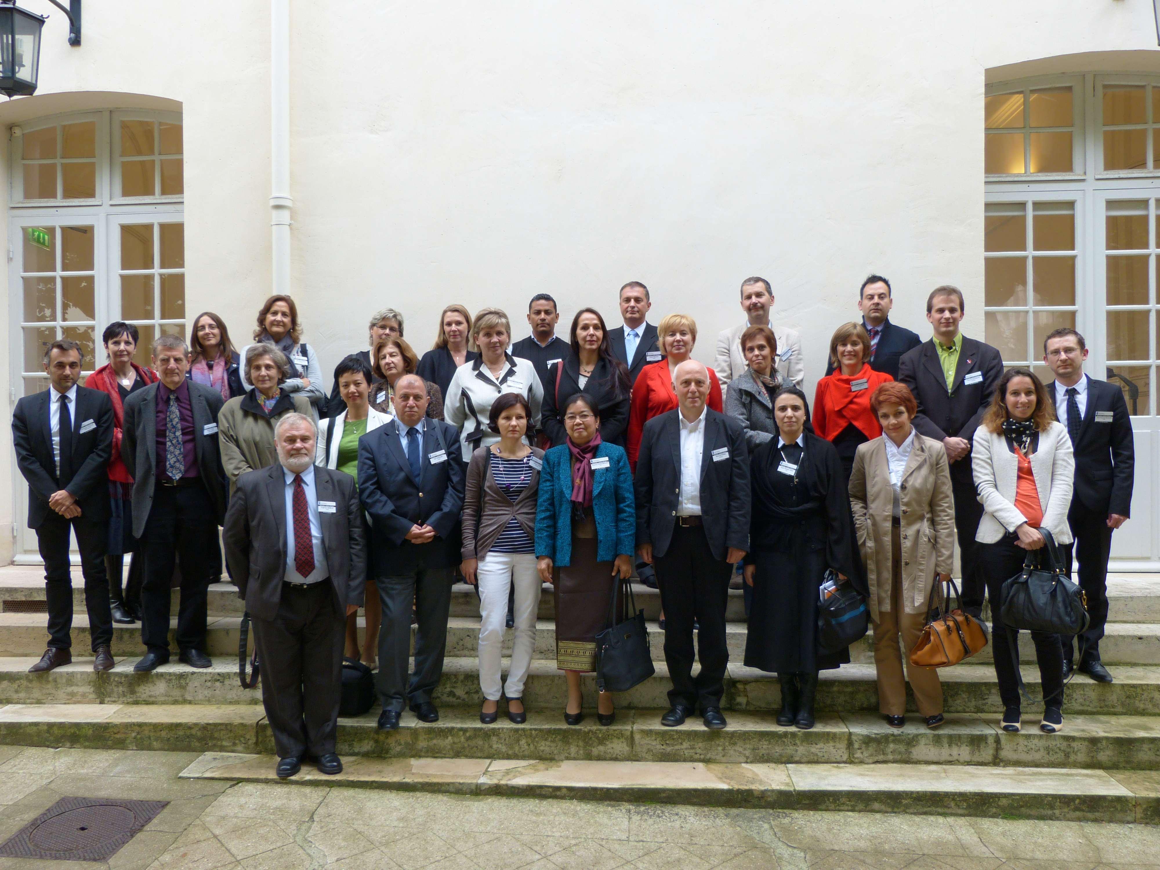Les participants au Séminaire (c) CIEP
